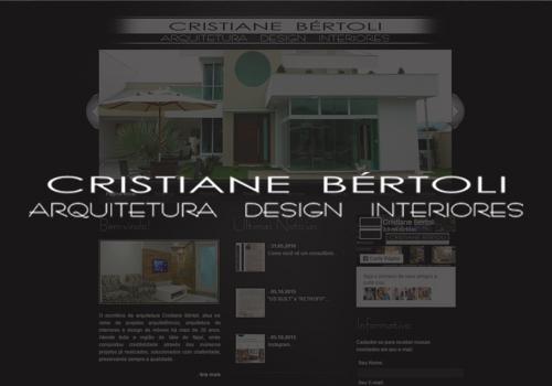 Cristiane Bértoli | Arquitetura | Design | Interiores